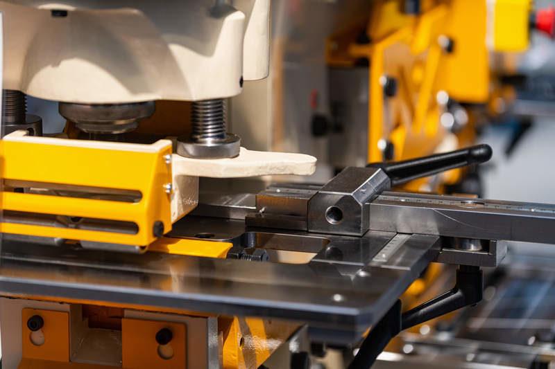 steelworker machine